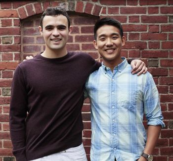 Andrew Myers and Eric Ho co-founders of RippleMatch