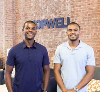 Porter Braswell and Ryan Williams, Co-Founders of Jopwell