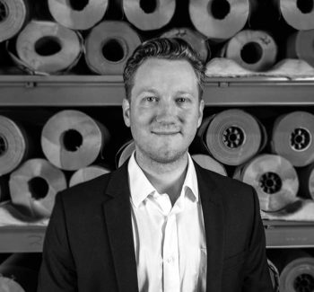 James McGoff, Co-Founder and Chief Product Officer of TemperPack